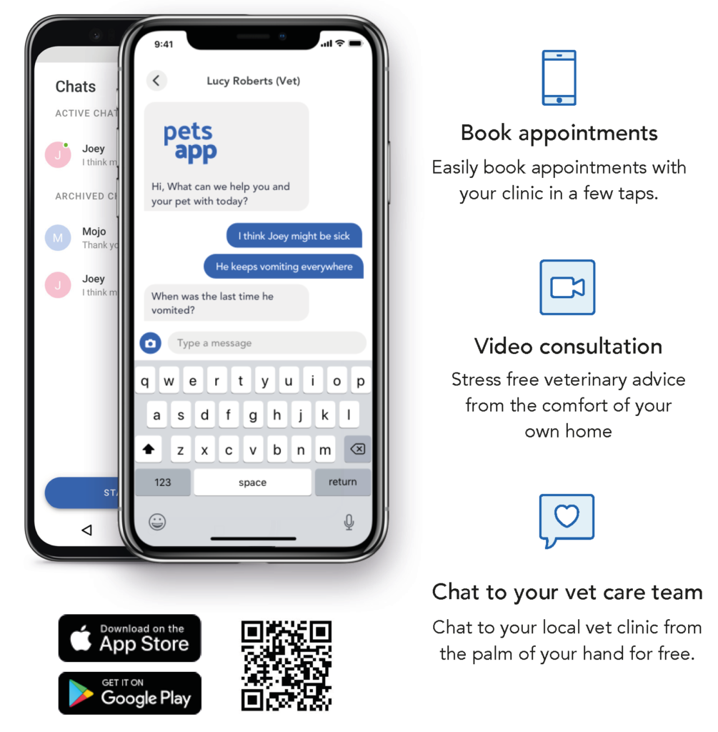 PetsApp QR Code